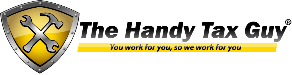 The Handy Tax Guy Logo