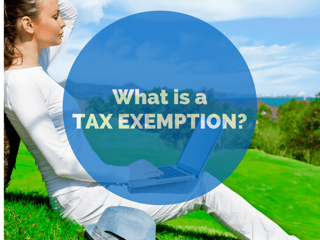Understanding tax exemptions