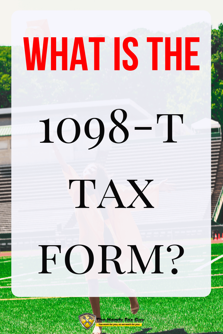 1098T Tax Form Tips. Students can graduate college on top of their tax game! #taxtips