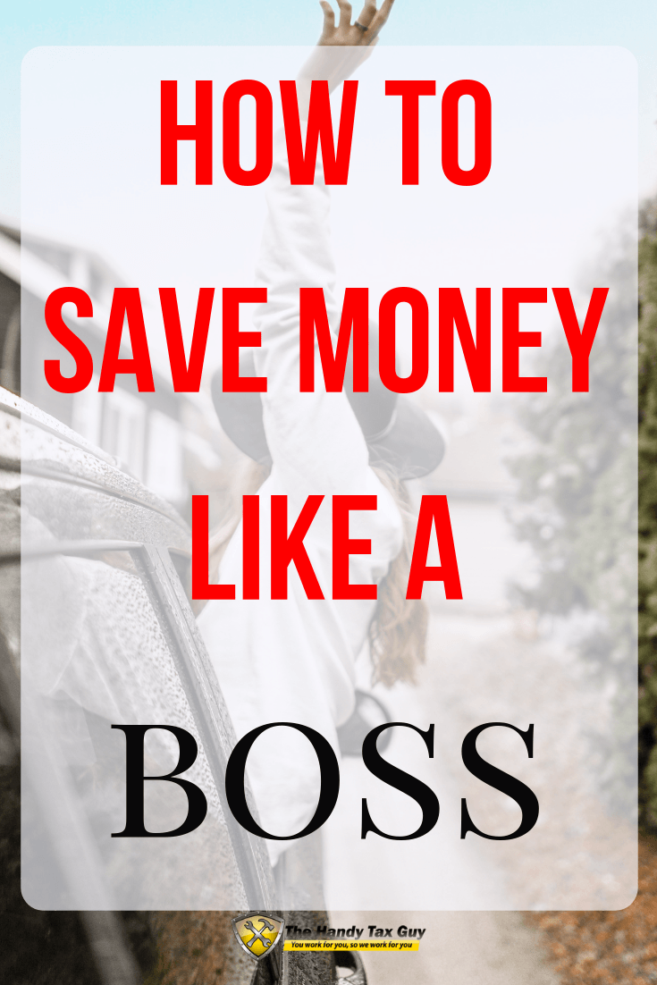 How to save money for millennials. Cash money saving tips. #moneytips
