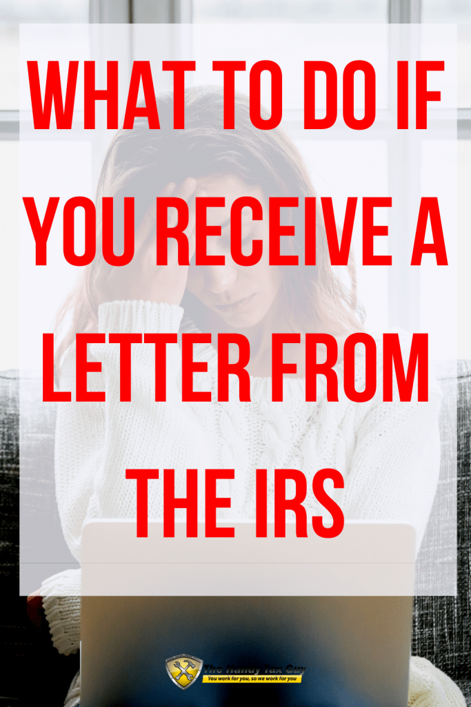 What to Do if You Receive the 4883c Letter from the IRS