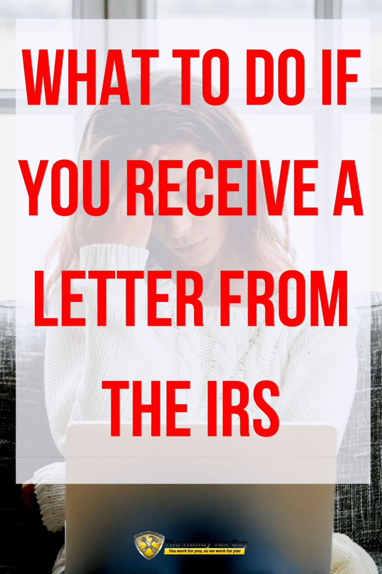 What to Do if You Receive the 4883c Letter from the IRS ...