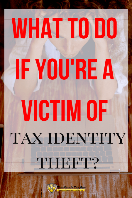 Victim of Identity Theft Protect Your Tax Return with IRS Form 14039