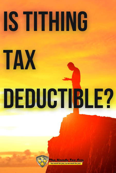 Is tithing tax deductible
