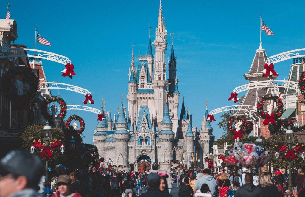 Cinderella Castle Magic Kingdom. The Advantages and Disadvantages of Living in Florida.