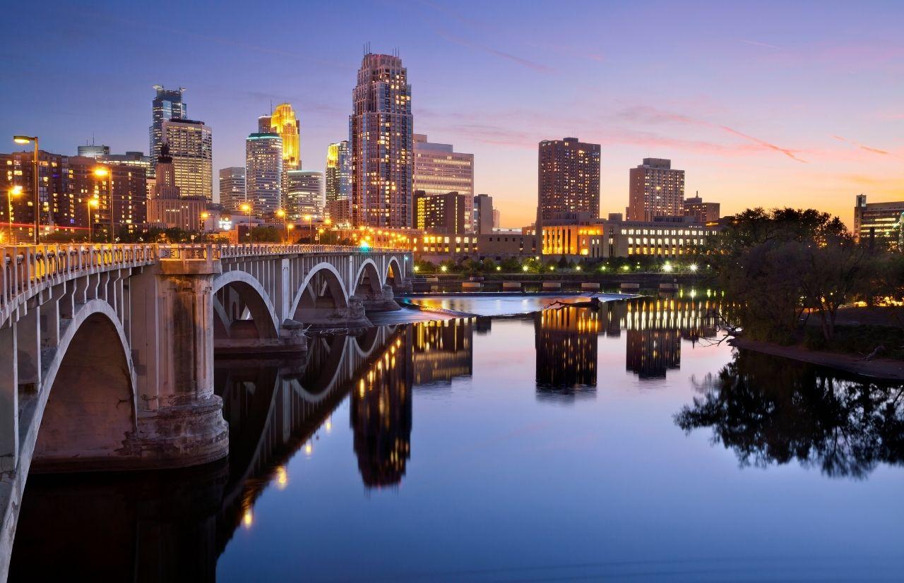 Minneapolis Minnesota wheelage tax