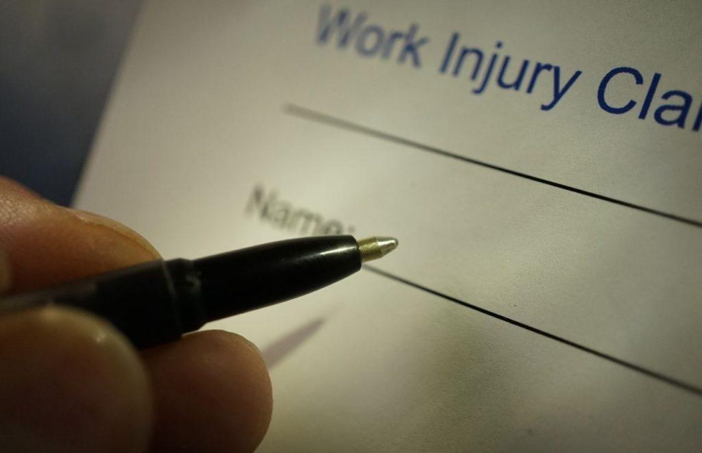 Workers Comp injury claim