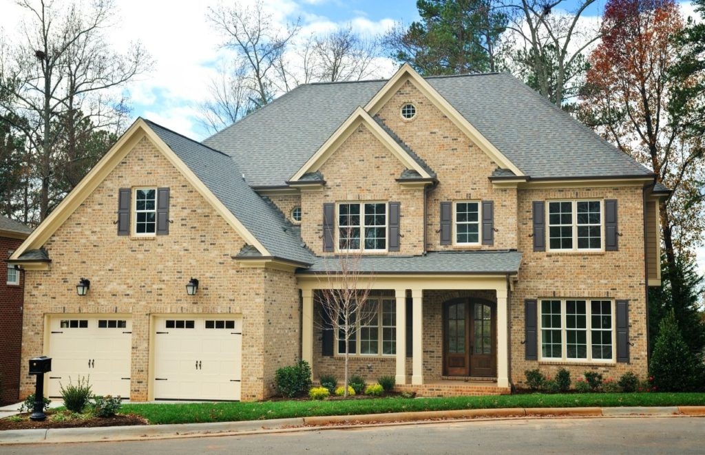 Perfect American brick home but are HOA Fees Tax Deductible